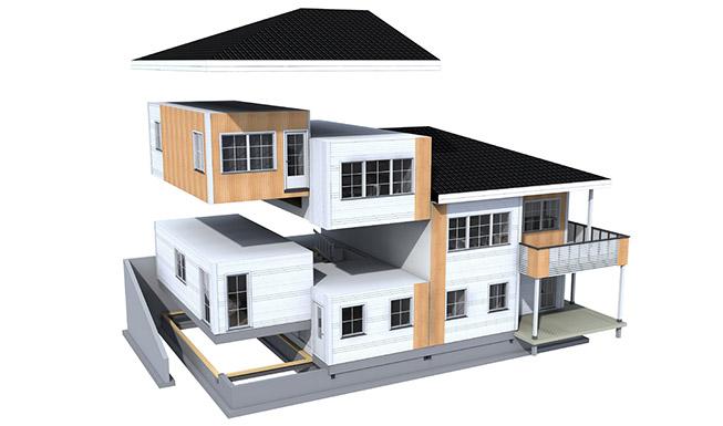 module-houses